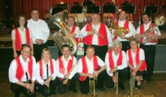 Nebraska Czech Brass Band